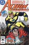 Action Comics #594 Comic Books - Covers, Scans, Photos  in Action Comics Comic Books - Covers, Scans, Gallery