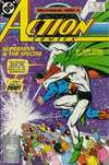 Action Comics #596 comic books - cover scans photos Action Comics #596 comic books - covers, picture gallery