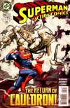 Action Comics #731 comic books - cover scans photos Action Comics #731 comic books - covers, picture gallery
