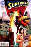 Action Comics #748 comic books - cover scans photos Action Comics #748 comic books - covers, picture gallery