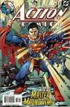 Action Comics #827 comic books - cover scans photos Action Comics #827 comic books - covers, picture gallery