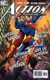 Action Comics #830 comic books - cover scans photos Action Comics #830 comic books - covers, picture gallery