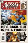 Action Comics #841 comic books - cover scans photos Action Comics #841 comic books - covers, picture gallery