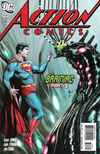 Action Comics #868 comic books - cover scans photos Action Comics #868 comic books - covers, picture gallery