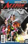 Action Comics #880 comic books - cover scans photos Action Comics #880 comic books - covers, picture gallery