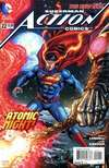 Action Comics #22 comic books - cover scans photos Action Comics #22 comic books - covers, picture gallery