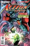 Action Comics #6 comic books - cover scans photos Action Comics #6 comic books - covers, picture gallery