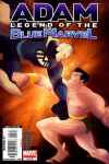 Adam: Legend of the Blue Marvel #4 comic books for sale