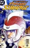 Adam Strange comic books