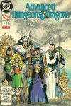 Advanced Dungeons & Dragons #1 comic books for sale