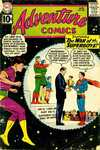 Adventure Comics #287 comic books - cover scans photos Adventure Comics #287 comic books - covers, picture gallery