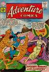 Adventure Comics #291 comic books - cover scans photos Adventure Comics #291 comic books - covers, picture gallery