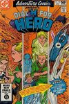 Adventure Comics #482 comic books - cover scans photos Adventure Comics #482 comic books - covers, picture gallery