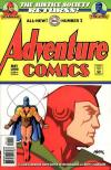 Adventure Comics #1 comic books - cover scans photos Adventure Comics #1 comic books - covers, picture gallery