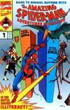 Adventures in Reading starring the Amazing Spider-Man comic books