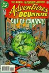 Adventures in the DC Universe #4 comic books - cover scans photos Adventures in the DC Universe #4 comic books - covers, picture gallery