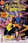 Adventures in the DC Universe #8 comic books - cover scans photos Adventures in the DC Universe #8 comic books - covers, picture gallery