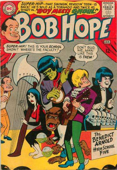 Adventures of Bob Hope #96 comic books for sale