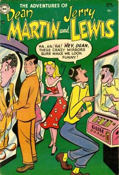 Adventures of Dean Martin and Jerry Lewis #15 Comic Books - Covers, Scans, Photos  in Adventures of Dean Martin and Jerry Lewis Comic Books - Covers, Scans, Gallery