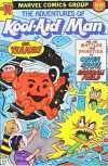 Adventures of Kool-Aid Man #1 comic books - cover scans photos Adventures of Kool-Aid Man #1 comic books - covers, picture gallery