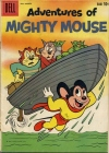 Adventures of Mighty Mouse #145 comic books - cover scans photos Adventures of Mighty Mouse #145 comic books - covers, picture gallery