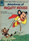 Adventures of Mighty Mouse #151 Comic Books - Covers, Scans, Photos  in Adventures of Mighty Mouse Comic Books - Covers, Scans, Gallery
