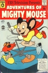 Adventures of Mighty Mouse #144 Comic Books - Covers, Scans, Photos  in Adventures of Mighty Mouse Comic Books - Covers, Scans, Gallery