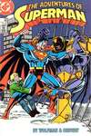 Adventures of Superman #429 comic books - cover scans photos Adventures of Superman #429 comic books - covers, picture gallery