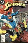 Adventures of Superman #430 comic books - cover scans photos Adventures of Superman #430 comic books - covers, picture gallery