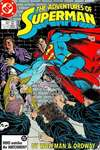 Adventures of Superman #433 comic books - cover scans photos Adventures of Superman #433 comic books - covers, picture gallery