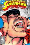 Adventures of Superman #438 comic books - cover scans photos Adventures of Superman #438 comic books - covers, picture gallery