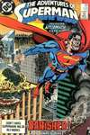 Adventures of Superman #450 comic books - cover scans photos Adventures of Superman #450 comic books - covers, picture gallery