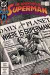 Adventures of Superman #451 comic books - cover scans photos Adventures of Superman #451 comic books - covers, picture gallery