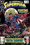 Adventures of Superman #453 comic books - cover scans photos Adventures of Superman #453 comic books - covers, picture gallery