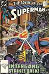 Adventures of Superman #457 comic books - cover scans photos Adventures of Superman #457 comic books - covers, picture gallery