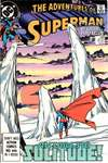Adventures of Superman #459 comic books - cover scans photos Adventures of Superman #459 comic books - covers, picture gallery