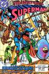 Adventures of Superman #460 comic books - cover scans photos Adventures of Superman #460 comic books - covers, picture gallery