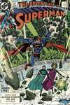 Adventures of Superman #461 comic books - cover scans photos Adventures of Superman #461 comic books - covers, picture gallery