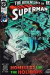 Adventures of Superman #462 comic books - cover scans photos Adventures of Superman #462 comic books - covers, picture gallery