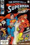 Adventures of Superman #463 comic books - cover scans photos Adventures of Superman #463 comic books - covers, picture gallery