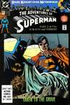 Adventures of Superman #467 Comic Books - Covers, Scans, Photos  in Adventures of Superman Comic Books - Covers, Scans, Gallery