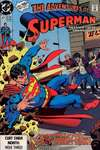 Adventures of Superman #471 comic books - cover scans photos Adventures of Superman #471 comic books - covers, picture gallery