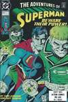 Adventures of Superman #473 comic books - cover scans photos Adventures of Superman #473 comic books - covers, picture gallery