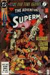 Adventures of Superman #476 comic books - cover scans photos Adventures of Superman #476 comic books - covers, picture gallery