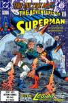 Adventures of Superman #478 comic books - cover scans photos Adventures of Superman #478 comic books - covers, picture gallery