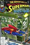 Adventures of Superman #481 comic books - cover scans photos Adventures of Superman #481 comic books - covers, picture gallery
