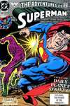 Adventures of Superman #482 comic books - cover scans photos Adventures of Superman #482 comic books - covers, picture gallery
