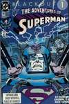 Adventures of Superman #484 comic books - cover scans photos Adventures of Superman #484 comic books - covers, picture gallery