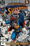 Adventures of Superman #485 comic books - cover scans photos Adventures of Superman #485 comic books - covers, picture gallery