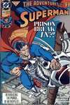 Adventures of Superman #486 comic books - cover scans photos Adventures of Superman #486 comic books - covers, picture gallery